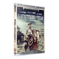 L'aventurier du Texas Combo Blu-ray DVD