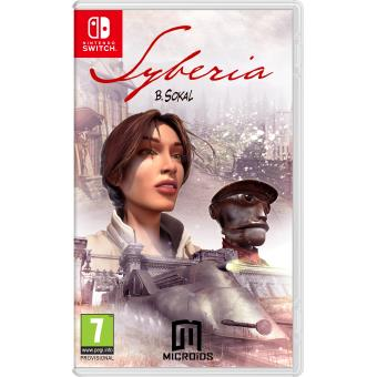 SYBERIA MIX SWITCH