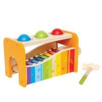 Xylofoonbox om Hape te hameren en tikken