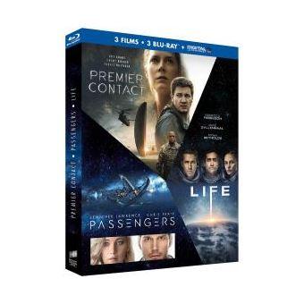 Premier contact/passengers/life/coffret