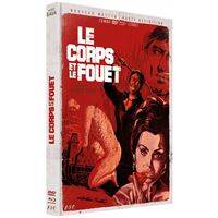 Le Corps et le Fouet Combo Blu-ray DVD