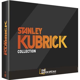 Coffret Stanley Kubrick Intégrale des 12 films Edition spéciale Fnac DVD