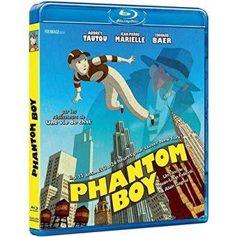 Phantom Boy Blu-ray