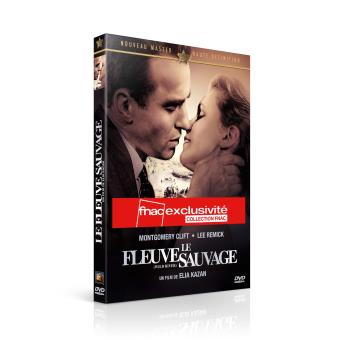 Le fleuve sauvage Exclusivité Fnac DVD