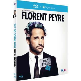 Florent Peyre Tout public ou pas Blu-ray