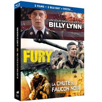 Un jour dans la vie de billy lynn/fury/chute faucon noir