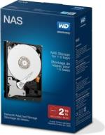 """Disque Dur Interne Western Digital Red Drive Nas 3.5"""" 2 To"""