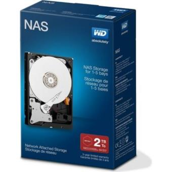 "Disque Dur Interne Western Digital Red Drive Nas 3.5"" 2 To"