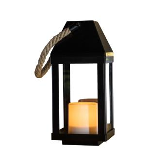 lanterne bougie led corde solaire lumisky chandely luminaire ext rieur achat prix fnac. Black Bedroom Furniture Sets. Home Design Ideas