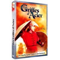 Les griffes d'acier DVD