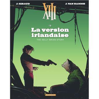 XIIIXIII - La Version irlandaise (Nouveau format)