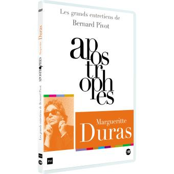 Marguerite Duras Apostrophes DVD