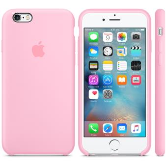 coque rose iphone 6