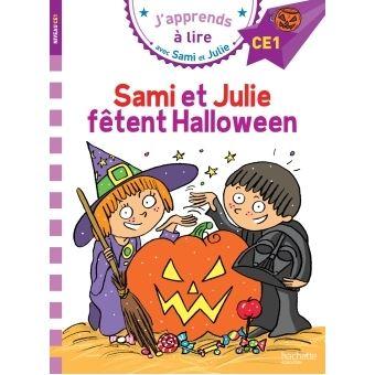 Sami Et Julie Sami Et Julie Ce1 Sami Et Julie Fetent Halloween