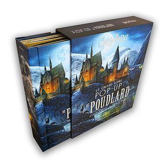 Harry PotterLe grand livre pop-up de Poudlard