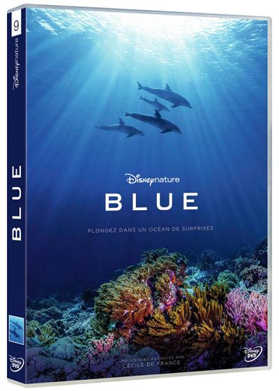 Blue [Disneynature - 2018] Blue-DVD