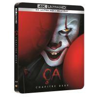 Ça : Chapitre 2 Steelbook Blu-ray 4K Ultra HD