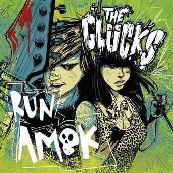 Run amok-LP+CD-