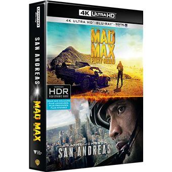 Coffret Action 2 films Blu-ray 4K Ultra HD