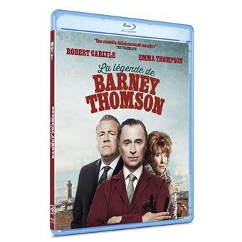 La légende de Barney Thomson Blu-ray