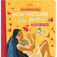 Pocahontas, l'histoire du film