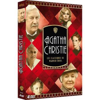 Coffret Agatha Christie - Les 8 Classiques de Warner Bros
