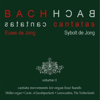 BACH CANTATAS VOL.2