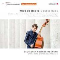 Double bass/oeuvres pour contrebasse