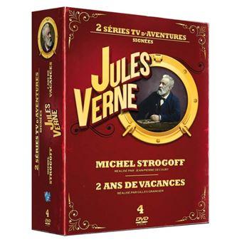 Coffret Jules Verne DVD