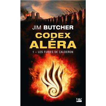 Codex AleraCodex Aléra, T1 : Les Furies de Calderon - édition découverte