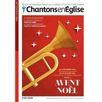 Chantons en Eglise - septembre 2018