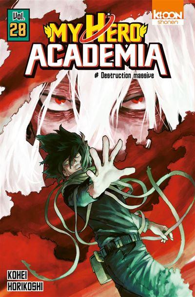 My Hero Academia T28 - 9791032708392 - 4,99 €