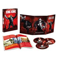King Kong 1933 Combo Blu-ray + DVD + Copie digitale