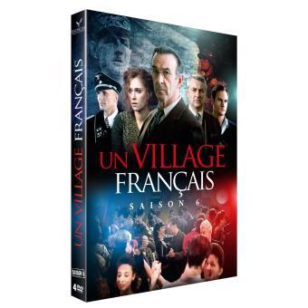 Un village fran ais un village fran ais saison 6 coffret dvd dvd zone 2 philippe triboit - Acteur un village francais ...