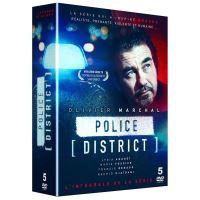 Coffret Police District L'intégrale de la série DVD