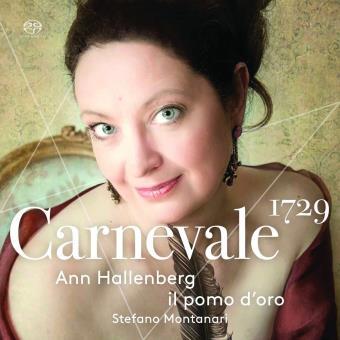CARNEVALE 1729/2SACD
