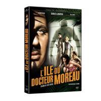 L'île du docteur Moreau DVD