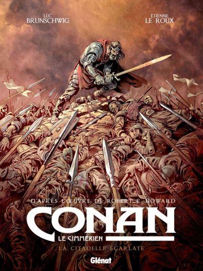 Conan le Cimmérien - La Citadelle écarlate - 9782331043178 - 10,99 €