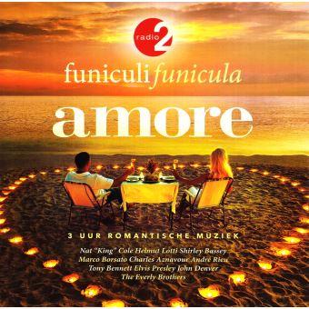 FUNICULI FUNICULA AMORE/3CD