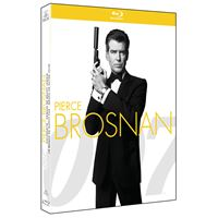 Coffret Bond Pierce Brosnan 4 films Edition 2015 Blu-ray
