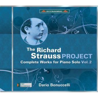 Richard strauss project 2
