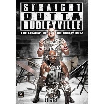 WWE Straight Outta Dudleyville DVD