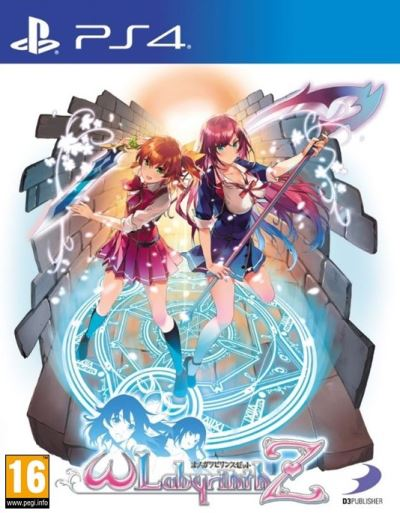 Omega Labyrinth Z PS4