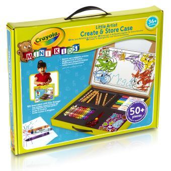 Ma 1ere Malette De Coloriage Crayola Kit Loisir Creatif Achat Prix Fnac