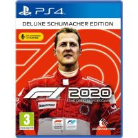 F1 2020 - Deluxe Schumacher Edition FR/NL PS4