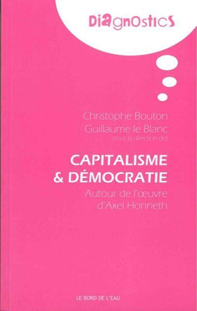 Capitalisme et Démocratie