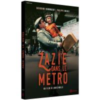 Zazie dans le métro DVD