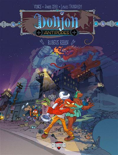 Sfar, Trondheim et leur Donjon - Page 2 Donjon-Antipodes-10000