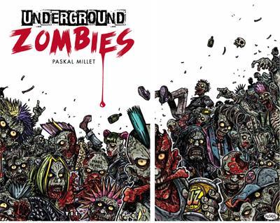 Underground zombies