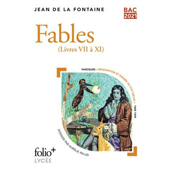 Bac 2020 : Fables